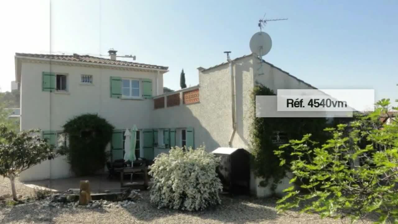 A vendre maison villa ales 30100 7 pi ces 136m - Comptoir immobilier ales ...