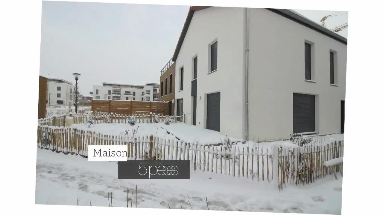 A vendre maison cormeilles en parisis 95240 5 for Achat maison cormeilles en parisis